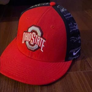 Men's Nike Ohio State snapback hat